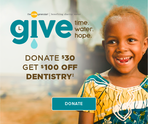 Donate $30, Get $100 Off Dentistry - The Heights Modern Dentistry