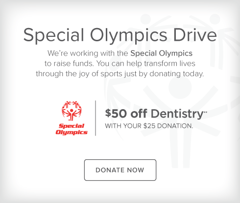 Special Olympics Drive - The Heights Modern Dentistry